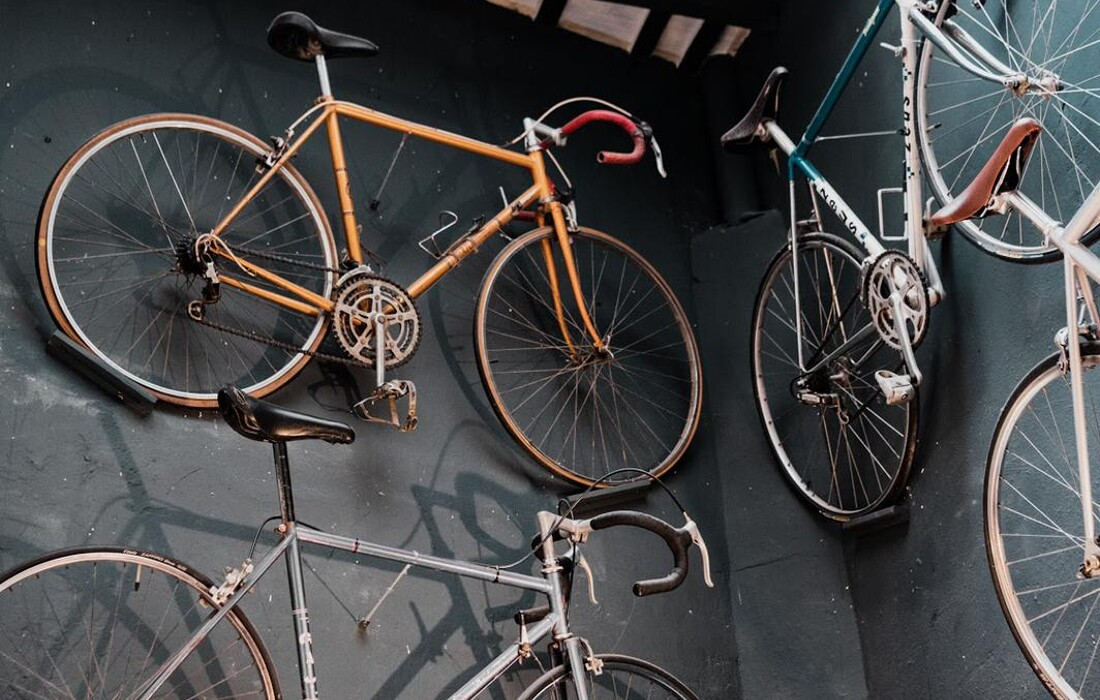 La bicicleta café à Castellon en Espagne, un café boutique
